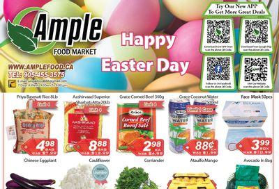 Ample Food Market (Brampton) Flyer April 2 to 8