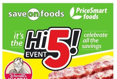 PriceSmart Foods Flyer October 17 to 23