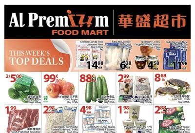 Al Premium Food Mart (Eglinton Ave.) Flyer October 17 to 23