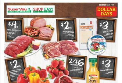 Shop Easy & SuperValu Flyer October 18 to 24