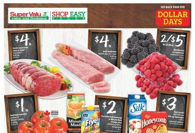 Shop Easy & SuperValu Flyer September 6 to 12
