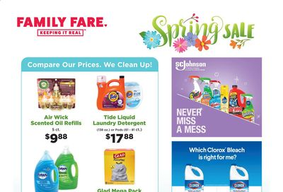 Family Fare Weekly Ad Flyer March 28 to April 24