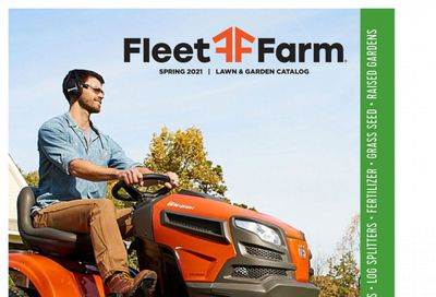 Fleet Farm Weekly Ad Flyer April 2 to August 1