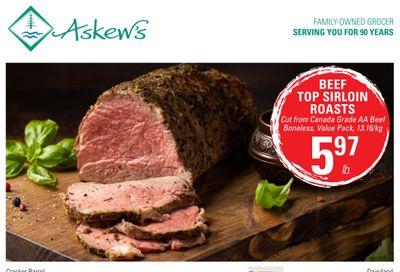Askews Foods Flyer April 4 to 10