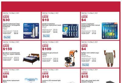 Costco (BC, AB, SK & MB) Weekly Savings April 5 to May 2