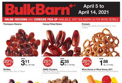 Bulk Barn Flyer April 5 to 14