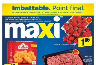 Maxi Flyer April 8 to 14
