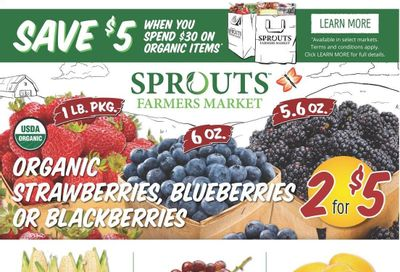 Sprouts Weekly Ad Flyer April 7 to April 13