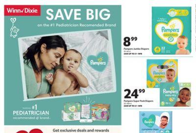 Winn Dixie (AL, FL, GA, LA, MS) Weekly Ad Flyer March 31 to April 13