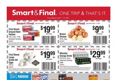 Smart & Final (AZ, CA, NV) Weekly Ad Flyer April 7 to April 13