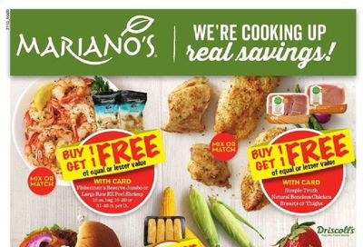 Mariano's Weekly Ad Flyer April 7 to April 13
