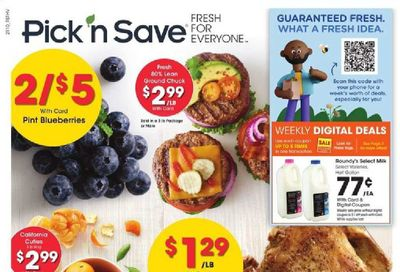 Pick 'n Save Weekly Ad Flyer April 7 to April 13