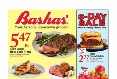 Bashas' Weekly Ad Flyer April 7 to April 13