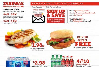 Fareway (IA, IL, MN, MO, NE, SD) Weekly Ad Flyer April 6 to April 12