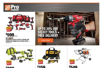The Home Depot Weekly Ad Flyer April 5 to April 12