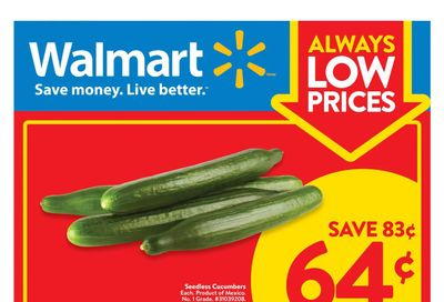 Walmart (ON) Flyer April 8 to 14