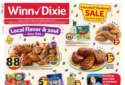 Winn Dixie (AL, FL, GA, LA, MS) Weekly Ad Flyer April 7 to April 13