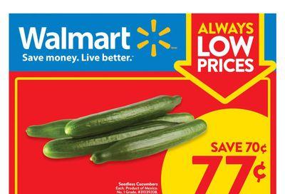 Walmart (Atlantic) Flyer April 8 to 14
