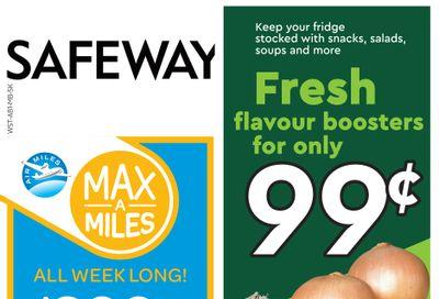 Safeway (AB) Flyer April 8 to 14