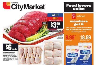 Loblaws City Market (West) Flyer April 8 to 14
