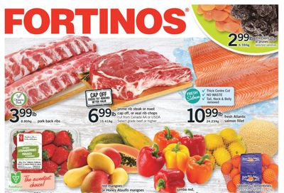 Fortinos Flyer April 8 to 14