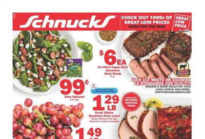 Schnucks (IA, IL, IN, MO, WI) Weekly Ad Flyer April 7 to April 13