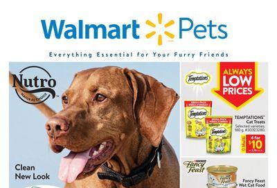 Walmart Pets Flyer April 8 to 21