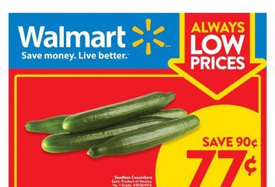 Walmart (West) Flyer April 8 to 14