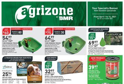 BMR Agrizone Flyer April 1 to 14