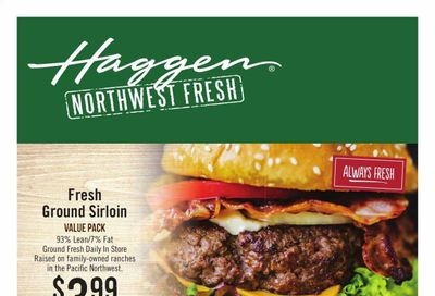 Haggen Weekly Ad Flyer April 7 to April 13