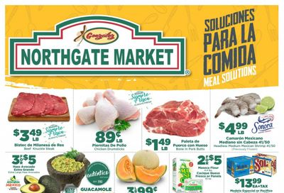 Northgate Market (CA) Weekly Ad Flyer April 7 to April 13