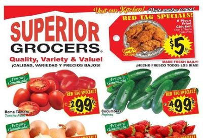 Superior Grocers Weekly Ad Flyer April 7 to April 13