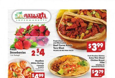 Vallarta (CA) Weekly Ad Flyer April 7 to April 13