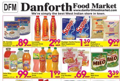 Danforth Food Market Flyer April 8 to 14