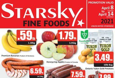 Starsky Foods Flyer April 8 to 14