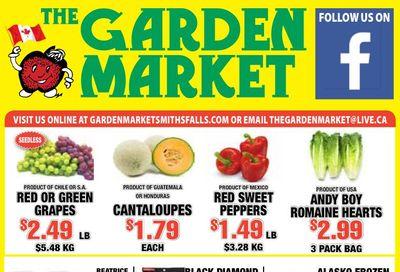 The Garden Market Flyer April 9 to 15
