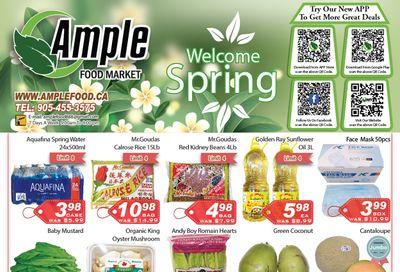 Ample Food Market (Brampton) Flyer April 9 to 15