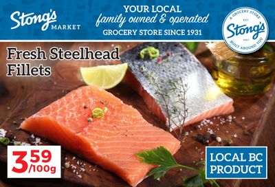 Stong's Market Flyer April 9 to 22