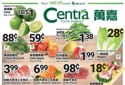 Centra Foods (Aurora) Flyer October 18 to 24
