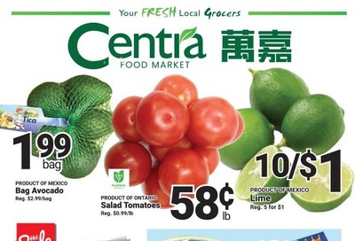 Centra Foods (North York) Flyer October 18 to 24