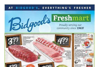 Bidgood's Flyer April 8 to 14