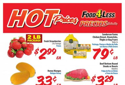 Food 4 Less (CA) Weekly Ad Flyer April 14 to April 20