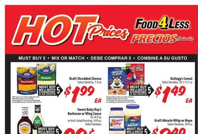 Food 4 Less (IL) Weekly Ad Flyer April 14 to April 20