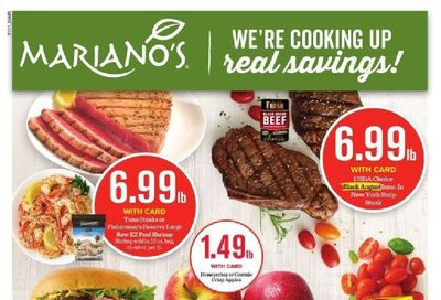 Mariano's Weekly Ad Flyer April 14 to April 20