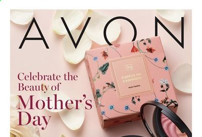 Avon Weekly Ad Flyer April 13 to April 26