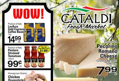 Cataldi Fresh Market Flyer April 14 to 20
