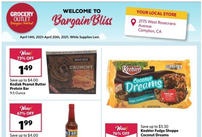 Grocery Outlet Weekly Ad Flyer April 14 to April 20
