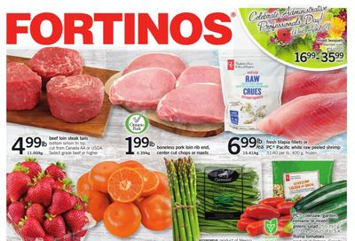Fortinos Flyer April 15 to 21