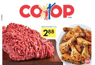 Foodland Co-op Flyer April 15 to 21
