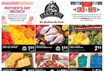 Farm Boy Flyer April 15 to 21